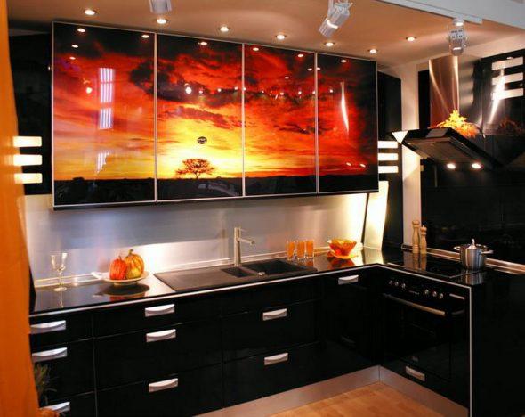 Шкафы с термонаклейками