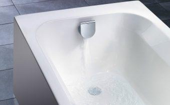 Наполнение ванной