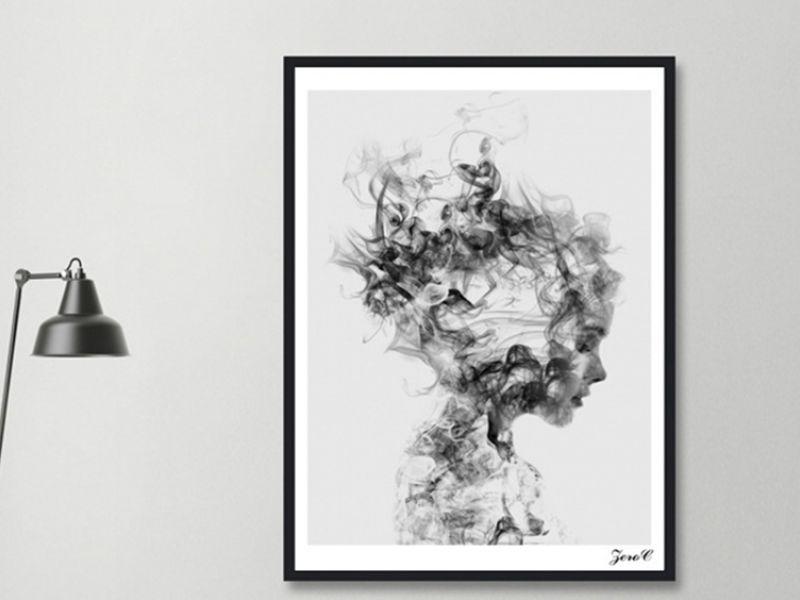 Как прикрепить картину к стене без сверления: простые способы