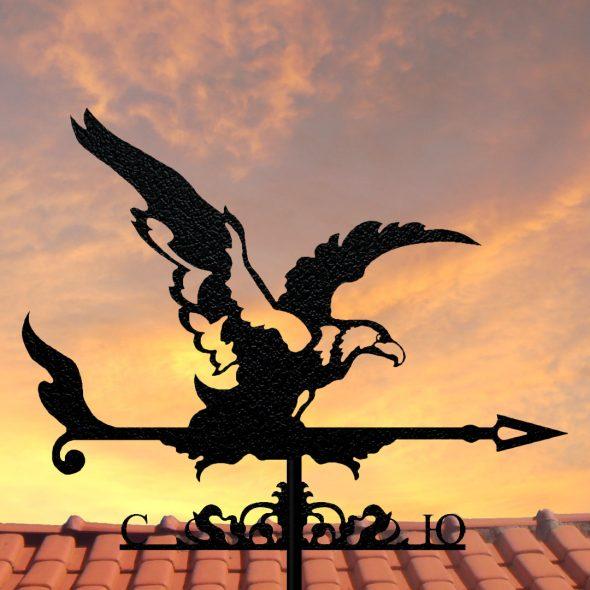 флюгер орел