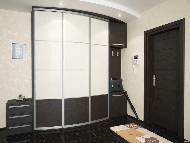Как обновить двери шкафа купе: фото