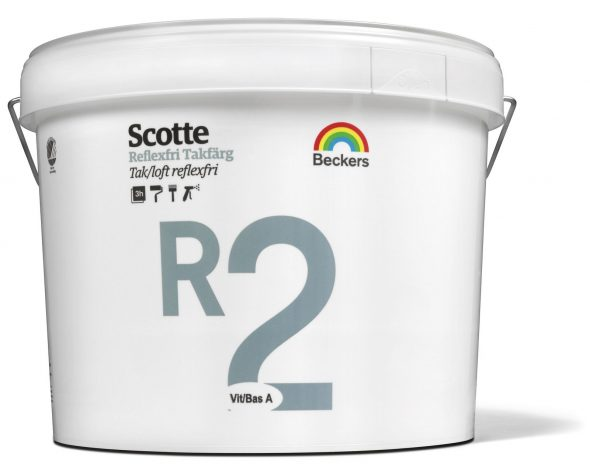 Краска Scotte R2
