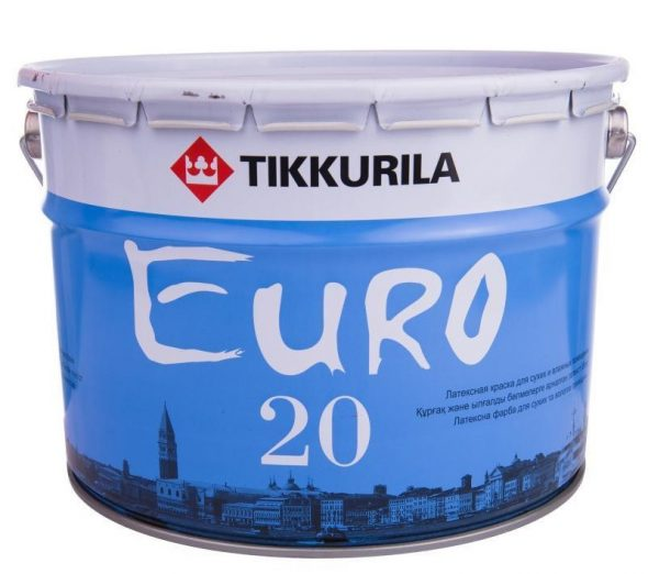 Краска Euro 20