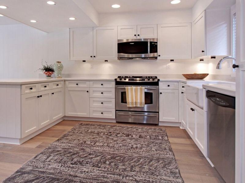 Какой коврик подойдет для кухни: фото-советы