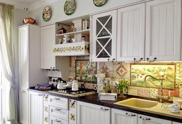 дешёвый ремонт кухни