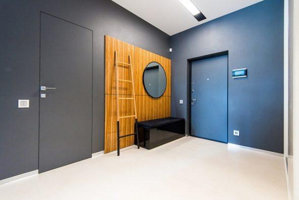 Скрытые двери в квартире