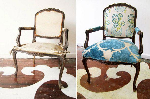 восстановление старых вещей фото до и после
