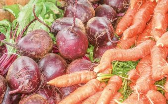 Хранение овощей без погреба