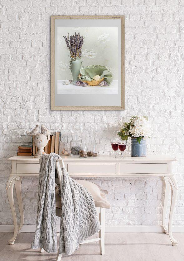 картины с лавандой в стиле прованс