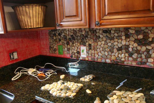 недорогой фартук для кухни