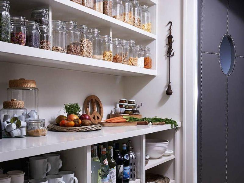 Оформляем кладовку в квартире: фото идей