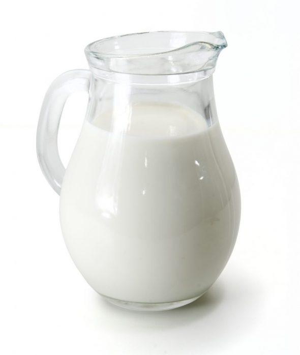 Кувшин молока