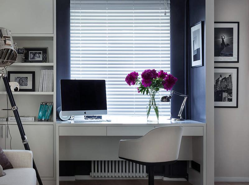 48 вариантов обустройства удобного рабочего места у окна