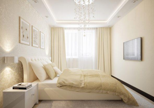 Цветовое решение комнаты