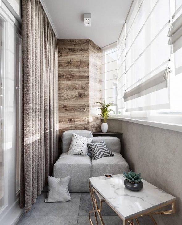 Как можно использовать балкон
