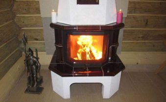 Отопление дачного домика