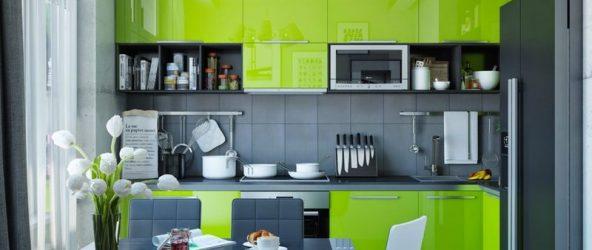 Зелёная кухня