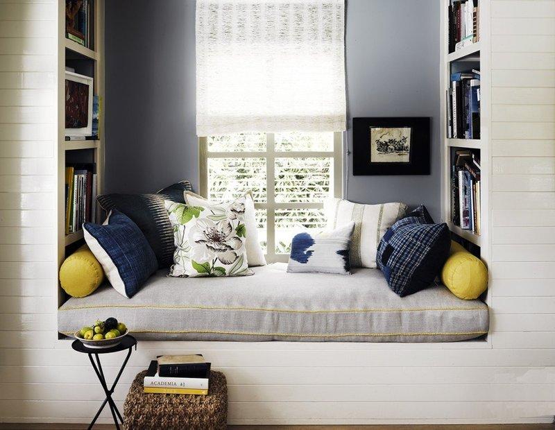 50 идей по обустройству уютного места для чтения (фото)