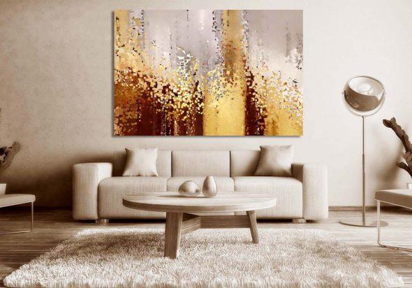 Картина на стене