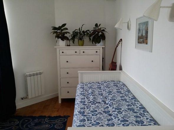 комната необычной формы