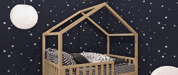 Кровать-домик для ребёнка