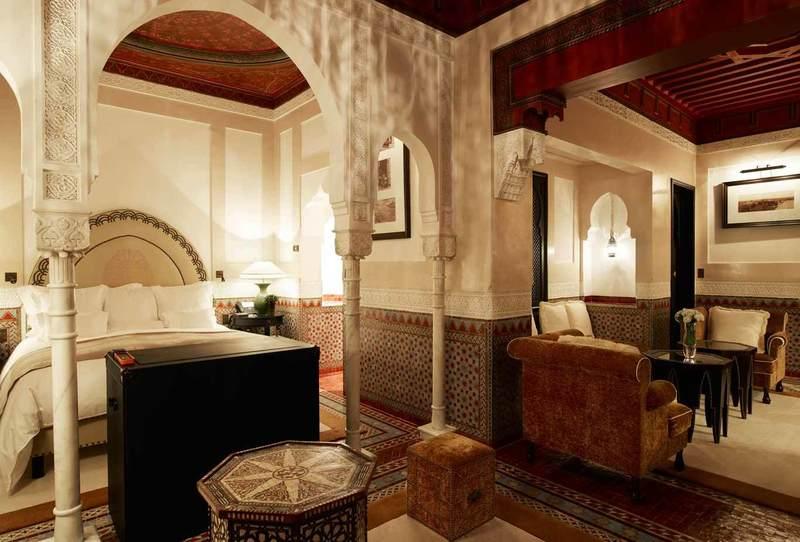 Арабский интерьер: роскошь Востока в собственной квартире