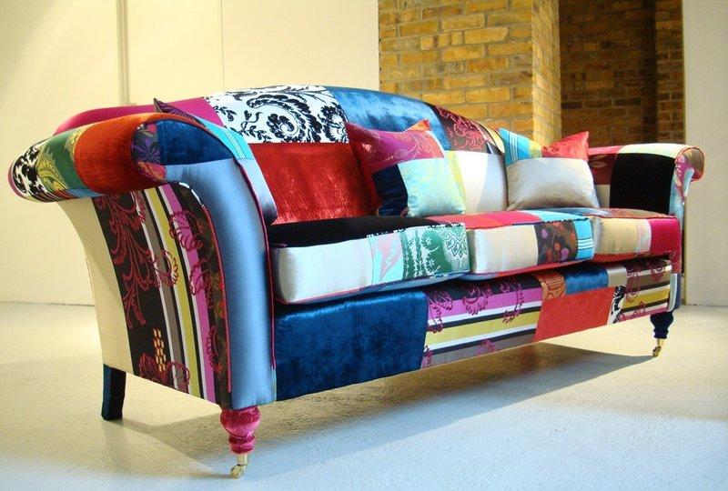 3 способа подарить старому дивану новую жизнь