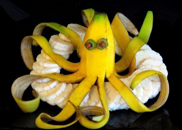 Банановый осьминог