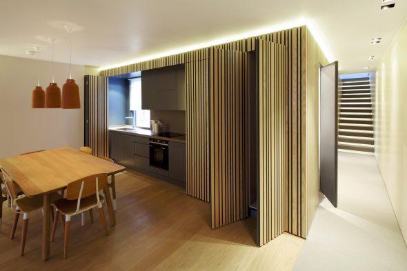 Скрытая кухня