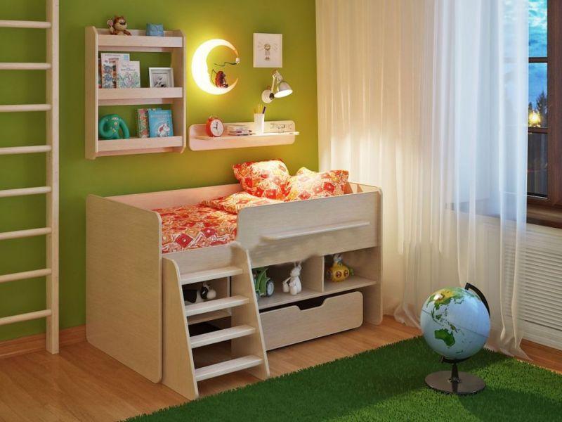 Организация хранения вещей в детской комнате: 5 лучших способов