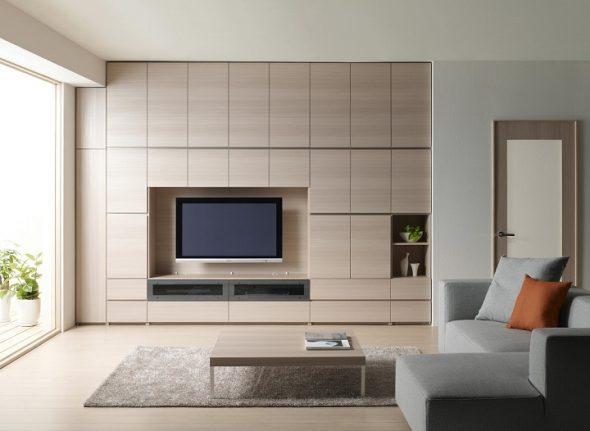 Дизайн ТВ-зоны