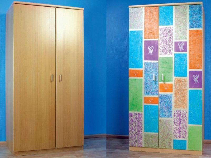 Из советской стенки в трендовую мебель: идеи и фото