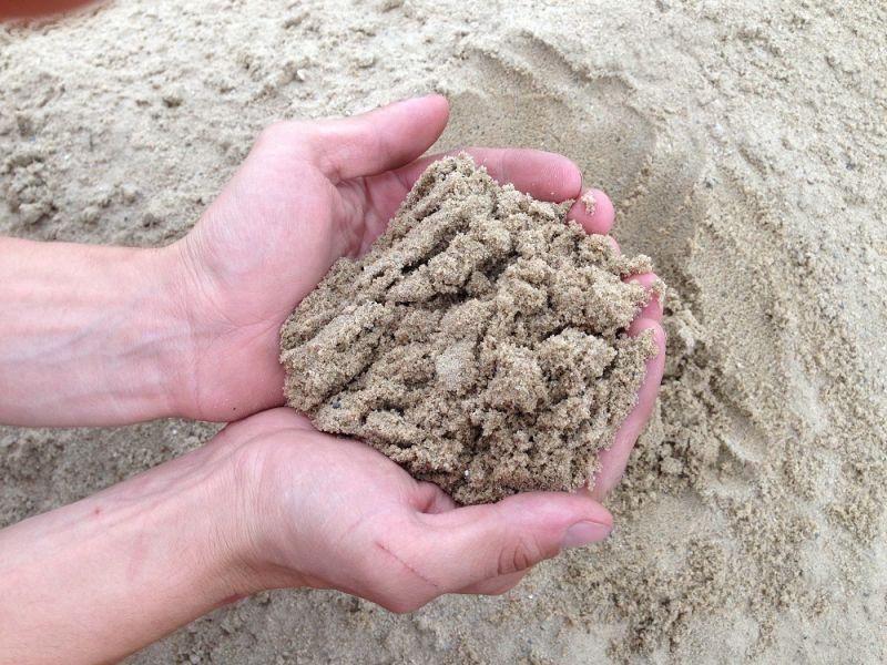 Промывка песка в домашних условиях: пошаговая инструкция