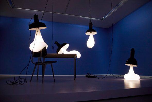 Забавные лампы