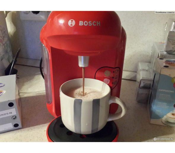 Bosch Tassimo Tas 1402
