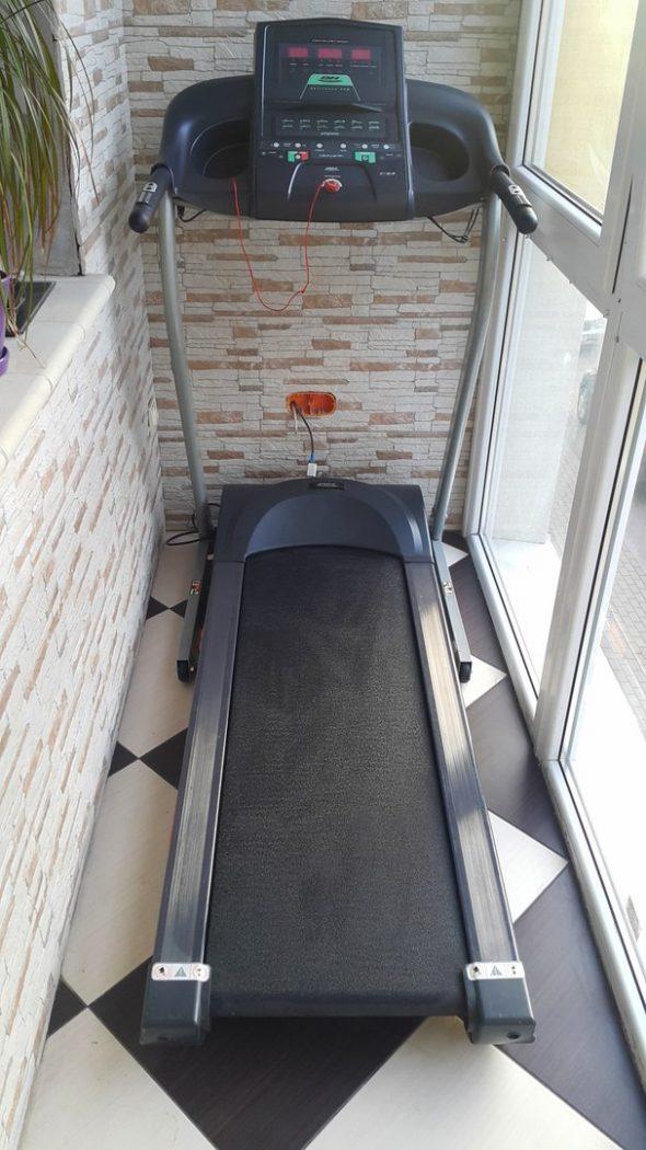 Беговая дорожка на балконе