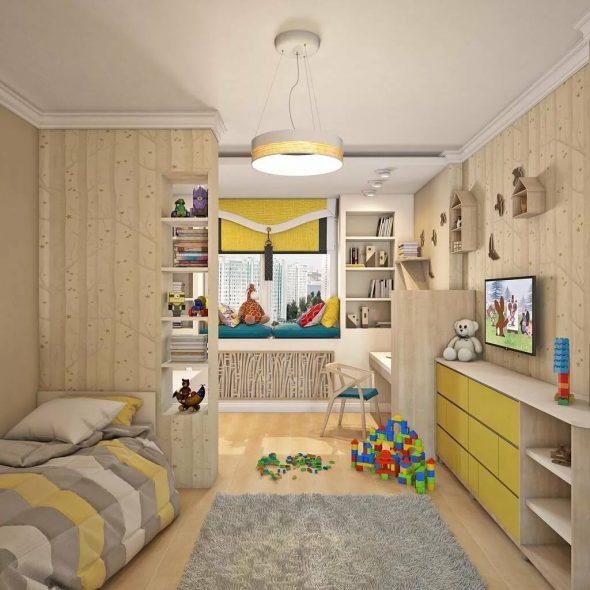 Комната для разновозрастных детей