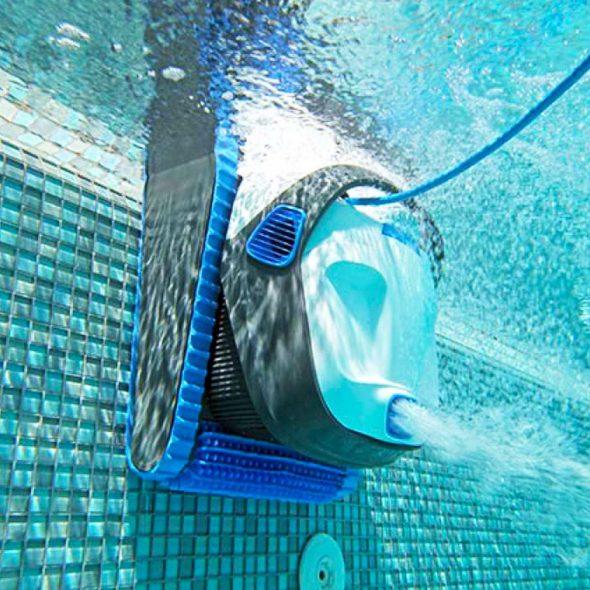 Робот-пылесос для чистки бассейнов Dolphin s200