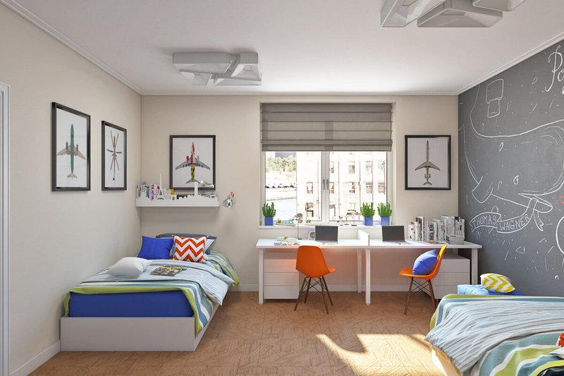 10 советов, как быстро и легко обустроить детскую комнату