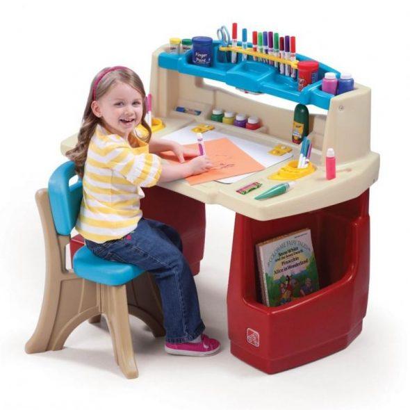 Детский стол для дошкольника