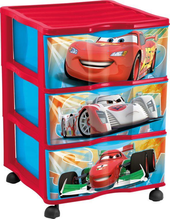 Детский комод для хранения игрушек