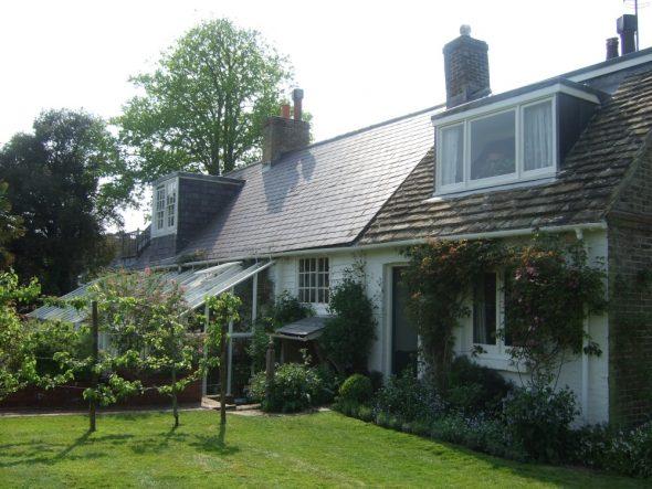Монк-хаус — дом писательницы
