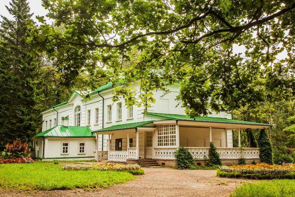 Усадьба Льва Толстого в Ясной Поляне
