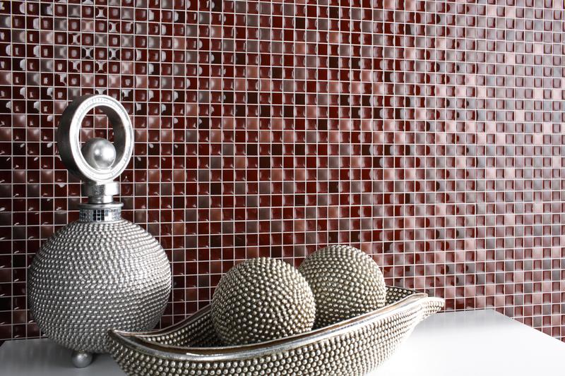 8 видов декоративной мозаики для интерьера