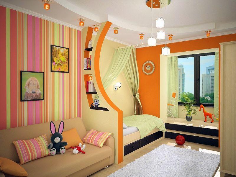Самые красивые детские комнаты в мире: подборка восхитительных фото