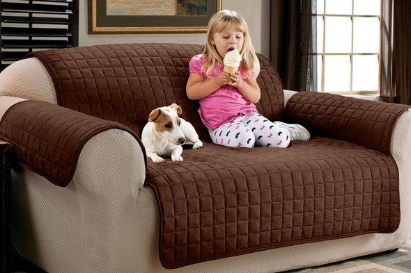 Чехол на трехместный диван «Йорк»