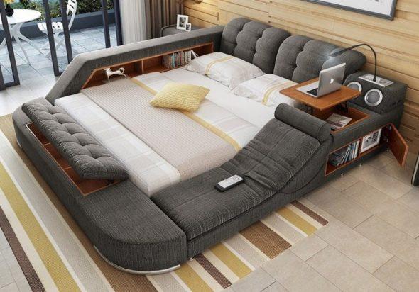 Многофункциональный диван кровать