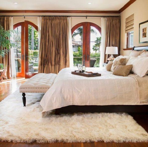Спальня с террасой