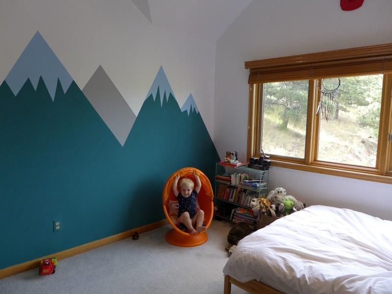 15 идей оформления стен в детской: как создать рай для маленьких проказников