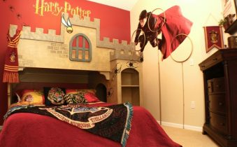 Детская в стиле Гарри Поттера